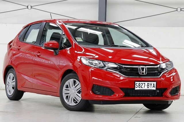 Demo Honda Jazz GF MY19 VTi, 2018 Honda Jazz GF MY19 VTi Rallye Red 1 Speed Constant Variable Hatchback