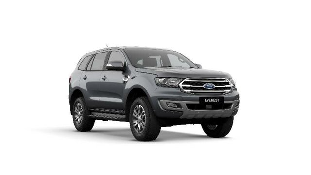 New Ford Everest UA II 2019.00MY Trend RWD, 2018 Ford Everest UA II 2019.00MY Trend RWD Metropolitan Grey 10 Speed Sports Automatic SUV