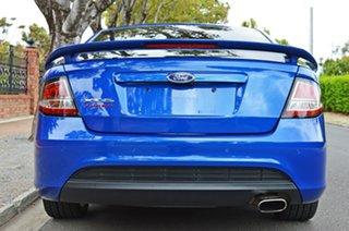 2012 Ford Falcon FG MkII XR6 Turbo Blue 6 Speed Sports Automatic Sedan