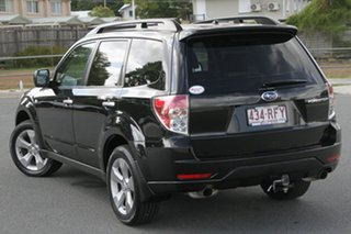 2010 Subaru Forester S3 MY10 XT AWD Premium Black 4 Speed Sports Automatic Wagon.