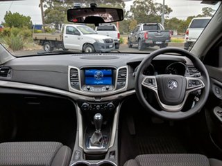 2015 Holden Commodore VF MY15 Evoke Sportwagon Maroon 6 Speed Sports Automatic Wagon.