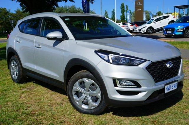 Demo Hyundai Tucson TL3 MY19 Go 2WD, 2018 Hyundai Tucson TL3 MY19 Go 2WD Platinum Silver 6 Speed Automatic Wagon