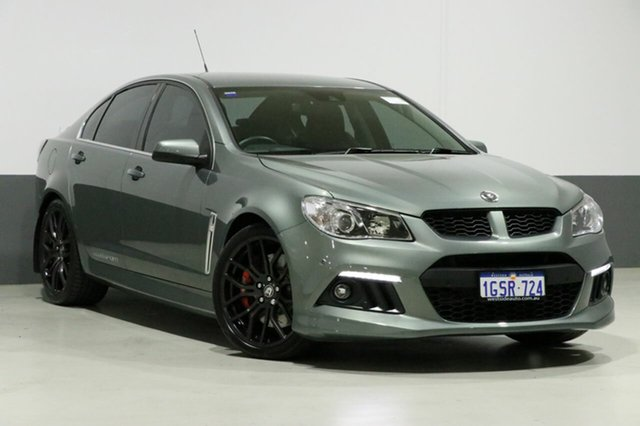 Used Holden Special Vehicles ClubSport Gen F R8, 2013 Holden Special Vehicles ClubSport Gen F R8 Grey 6 Speed Auto Active Sequential Sedan