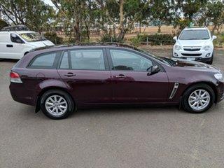 2015 Holden Commodore VF MY15 Evoke Sportwagon Maroon 6 Speed Sports Automatic Wagon