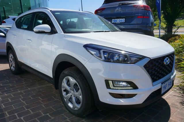 Demo Hyundai Tucson TL3 MY19 Go 2WD, 2018 Hyundai Tucson TL3 MY19 Go 2WD Pure White 6 Speed Manual Wagon