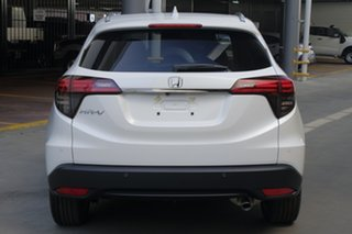 2018 Honda HR-V MY18 VTi-LX White Orchid 1 Speed Constant Variable Hatchback