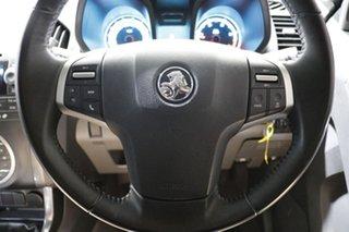 2013 Holden Colorado RG LTZ (4x4) Graphite 5 Speed Manual Crew Cab Pickup