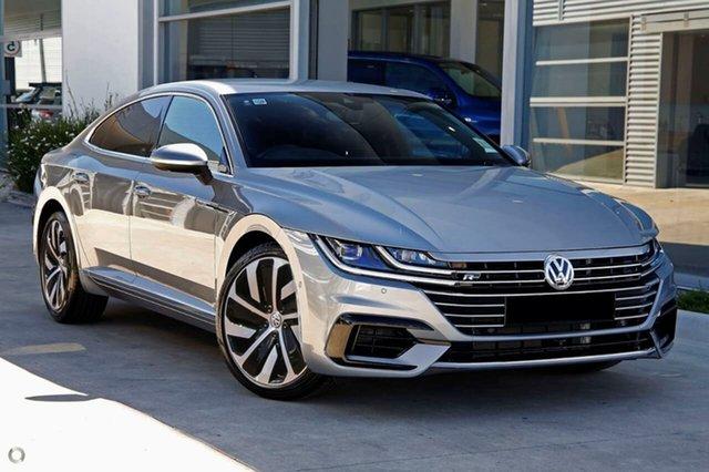 Demo Volkswagen Arteon 3H MY18 206TSI Sedan DSG 4MOTION R-Line, 2018 Volkswagen Arteon 3H MY18 206TSI Sedan DSG 4MOTION R-Line Silver 7 Speed