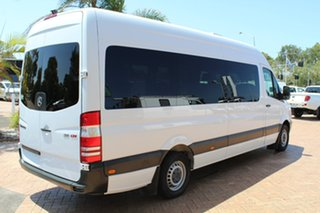 2010 Mercedes-Benz Sprinter NCV3 MY10 316CDI High Roof LWB White 5 Speed Automatic Van