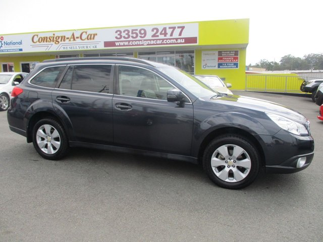 Used Subaru Outback B5A MY12 2.5i Lineartronic AWD Premium, 2012 Subaru Outback B5A MY12 2.5i Lineartronic AWD Premium Grey 6 Speed Constant Variable Wagon