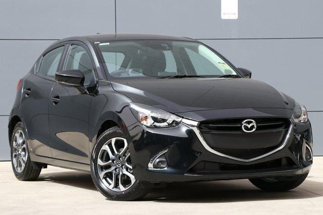 New Mazda 2 DJ2HA6 Genki SKYACTIV-MT, 2018 Mazda 2 DJ2HA6 Genki SKYACTIV-MT Jet Black 6 Speed Manual Hatchback