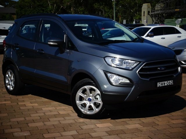 Used Ford Ecosport BL Trend, 2018 Ford Ecosport BL Trend Smoke 6 Speed Automatic SUV