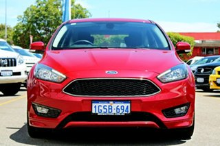 2017 Ford Focus LZ Sport Red 6 Speed Manual Hatchback.