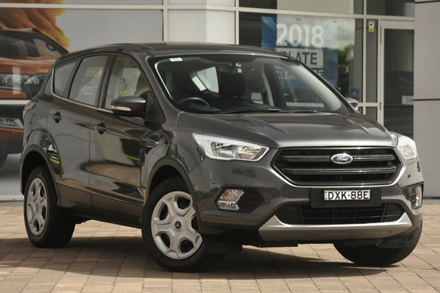Used Ford Escape ZG 2018.00MY Ambiente 2WD, 2018 Ford Escape ZG 2018.00MY Ambiente 2WD Magnetic 6 Speed Sports Automatic SUV