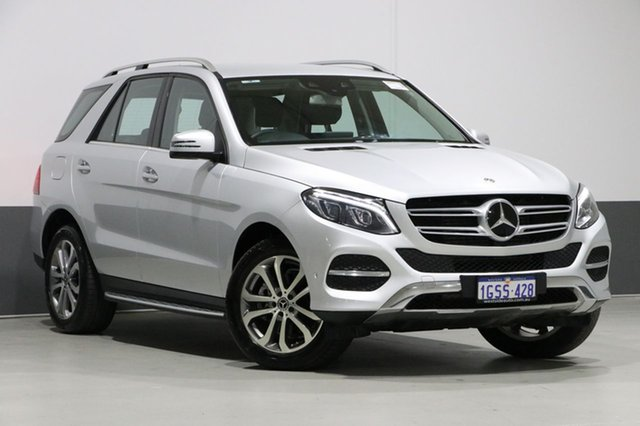 Used Mercedes-Benz GLE250D 4Matic 166 MY17.5 , 2017 Mercedes-Benz GLE250D 4Matic 166 MY17.5 Silver 9 Speed Automatic G-Tronic Wagon