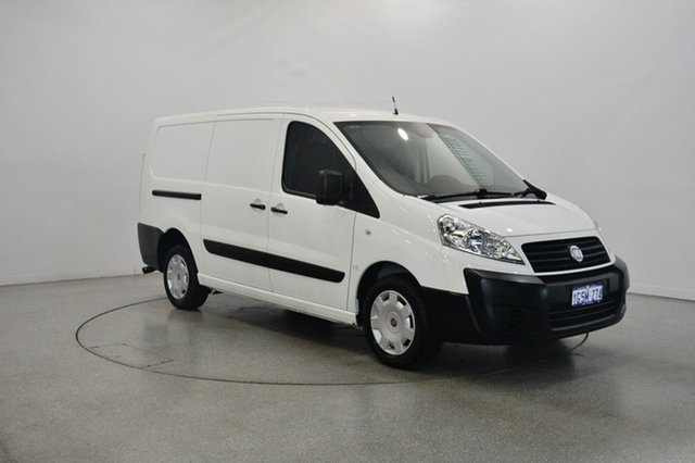 Used Fiat Scudo  Low Roof LWB, 2013 Fiat Scudo Low Roof LWB White 6 Speed Manual Van