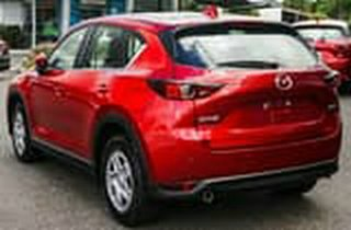 2018 Mazda CX-5 KF2W7A Maxx SKYACTIV-Drive FWD Maroon 6 Speed Sports Automatic Wagon