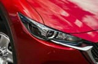 2018 Mazda CX-5 KF2W7A Maxx SKYACTIV-Drive FWD Maroon 6 Speed Sports Automatic Wagon.