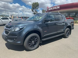 2019 Holden Colorado RG MY19 Z71 Pickup Crew Cab Dark Shadow Grey 6 Speed Sports Automatic Utility