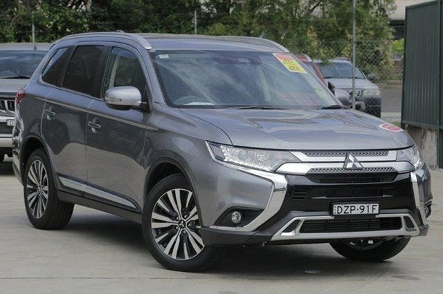 Demo Mitsubishi Outlander ZL MY19 LS AWD, 2018 Mitsubishi Outlander ZL MY19 LS AWD Titanium 6 Speed Sports Automatic Wagon