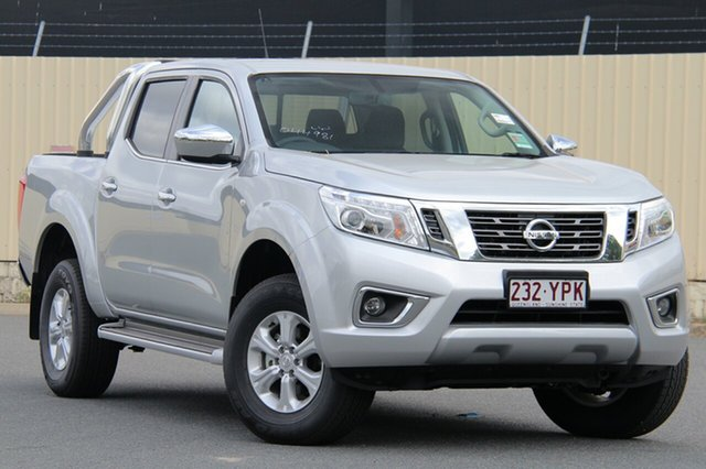 Demo Nissan Navara D23 S3 ST, 2018 Nissan Navara D23 S3 ST Brilliant Silver 7 Speed Sports Automatic Utility