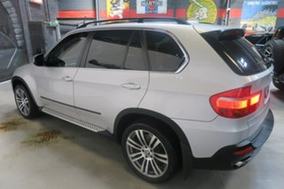 2009 BMW X5 E70 MY10 xDrive48i Steptronic Silver 6 Speed Sports Automatic Wagon