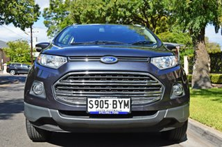 2013 Ford Ecosport BK Titanium Grey 5 Speed Manual Wagon