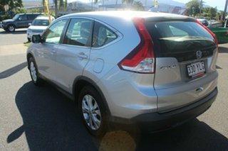 2014 Honda CR-V RM MY14 DTi-S 4WD Silver 6 Speed Manual Wagon
