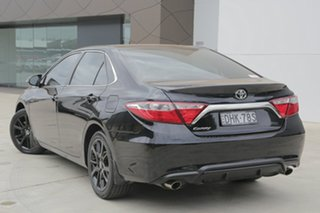 2016 Toyota Camry ASV50R RZ Black 6 Speed Sports Automatic Sedan.