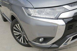 2018 Mitsubishi Outlander ZL MY19 LS Titanium 6 Speed Automatic.