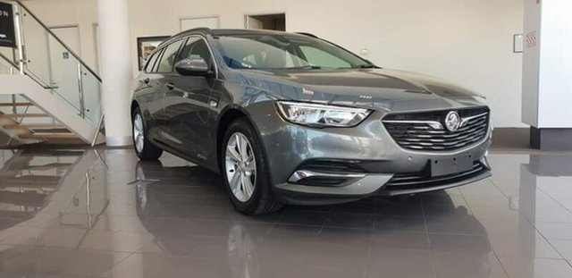 Demo Holden Commodore ZB MY18 LT Sportwagon, 2018 Holden Commodore ZB MY18 LT Sportwagon Cosmic Grey 9 Speed Sports Automatic Wagon