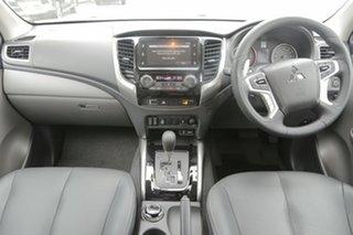 2018 Mitsubishi Triton MQ MY18 Exceed Double Cab Titanium 5 Speed Sports Automatic Utility