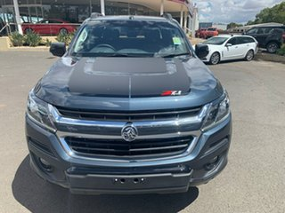 2019 Holden Colorado RG MY19 Z71 Pickup Crew Cab Dark Shadow Grey 6 Speed Sports Automatic Utility.