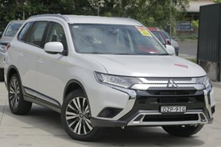 2018 Mitsubishi Outlander ZL MY19 ES Starlight 6 Speed Continuous Variable.