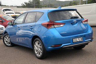 2017 Toyota Corolla ZRE182R Ascent Sport S-CVT Blue 7 Speed Constant Variable Hatchback.