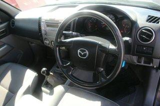 2011 Mazda BT-50 UNY0W4 DX 4x2 Grey 5 Speed Manual Cab Chassis