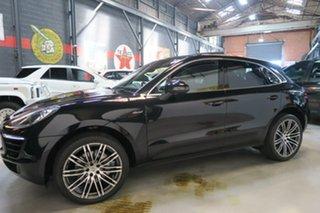 2015 Porsche Macan 95B MY16 S PDK AWD Diesel Black 7 Speed Sports Automatic Dual Clutch Wagon