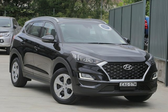 Demo Hyundai Tucson  , 2018 Hyundai Tucson GO S.SAFETY Phantom Black 6 Speed Automatic SUV