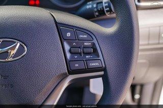 2018 Hyundai Tucson TL3 MY19 Go AWD Pure White 8 Speed Sports Automatic Wagon