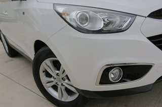 2013 Hyundai ix35 SE SE Creamy White Sports Automatic Wagon.