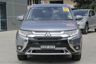 2018 Mitsubishi Outlander ZL MY19 LS Titanium 6 Speed Automatic