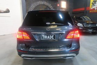 2013 Mercedes-Benz ML500 W166 7G-Tronic + Grey 7 Speed Sports Automatic Wagon