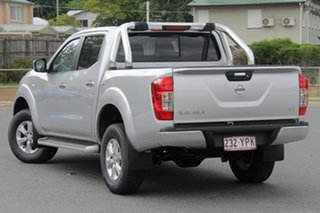 2018 Nissan Navara D23 S3 ST Brilliant Silver 7 Speed Sports Automatic Utility.
