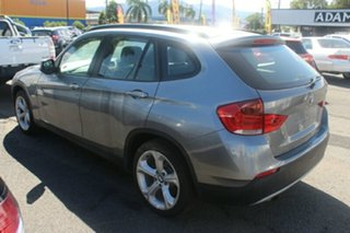 2010 BMW X1 E84 xDrive20d Steptronic Silver 6 Speed Sports Automatic Wagon.