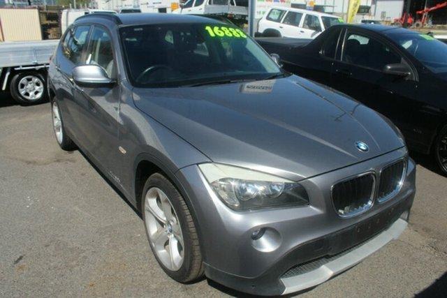 Used BMW X1 E84 xDrive20d Steptronic, 2010 BMW X1 E84 xDrive20d Steptronic Silver 6 Speed Sports Automatic Wagon