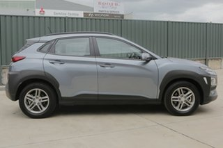 2017 Hyundai Kona OS MY18 Active D-CT AWD Lake Silver 7 Speed Sports Automatic Dual Clutch Wagon