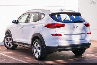 2018 Hyundai Tucson TL3 MY19 Go AWD Pure White 8 Speed Sports Automatic Wagon.