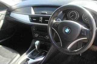 2010 BMW X1 E84 xDrive20d Steptronic Silver 6 Speed Sports Automatic Wagon