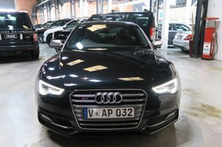 2013 Audi S5 8T MY14 S tronic quattro Black 7 Speed Sports Automatic Dual Clutch Coupe