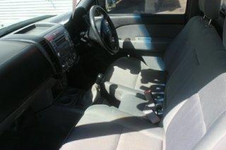 2011 Mazda BT-50 UNY0W4 DX 4x2 Grey 5 Speed Manual Cab Chassis.